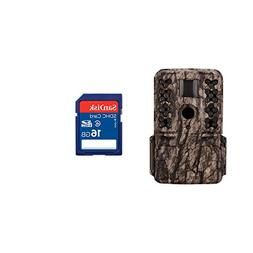 Moultrie M-50 20MP Low Glow Infrared Game Trail Camera, Camo