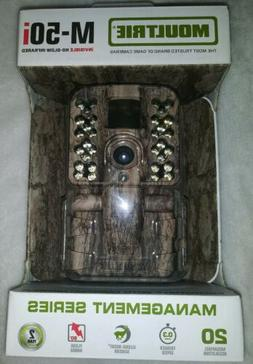 Moultrie M-50i 20MP No Glow Invisible Infrared Game Trail Ca