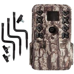 Moultrie M40 16MP 80' FHD Video Low Glow Infrared Game Trail