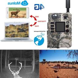 Mobile AT&T 4G Cellular Trail Camera 18MP HD Video Game hunt