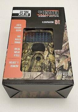 Covert Scouting Cameras MP16 Black MO Trail Camera, Mo Count