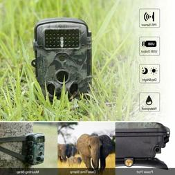 Campark Trail Game Camera 12MP 1080P Waterproof IR Hunting S