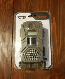 New Tasco 8MP Trail Game Camera Low Glow Outdoor Hunting Col