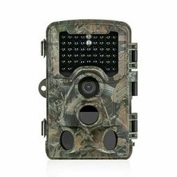 New Distianert DH-8 Trail Cam 12MP Hunting Wildlife Camera 7