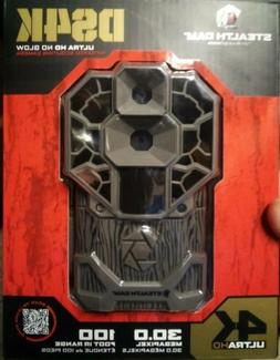 New * Stealth Cam DS4K Ultra High Resolution 4K Video 30MP G