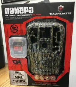 New Stealth Cam G45NGD Trail Camera Combo – 26MP - Batteri
