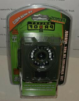 New Primos Hunting Bullet Proof 2 14MP Trail Game Camera Gre