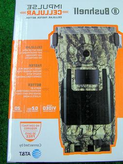 NEW Bushnell Impulse Cellular Trail Camera  AT&T