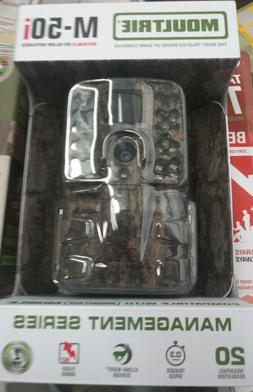 New! Sealed! Moultrie M-50i Invisible Infrared 20mp Game Tra
