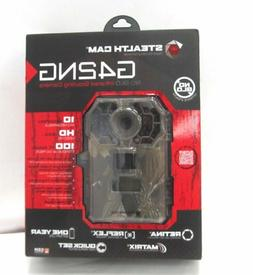 NEW Sealed Stealth Cam Model STC-G42NG Trail Camera-Wood For