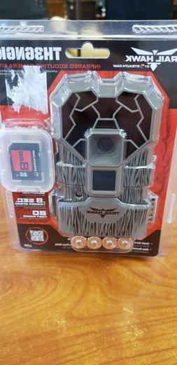 NEW Trail Hawk Stealth Cam TH36NGK Infrared Scouting Camera
