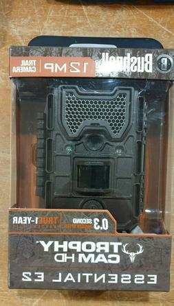 NEW Bushnell Trophy Cam HD Essential E2 12MP Trail Camera