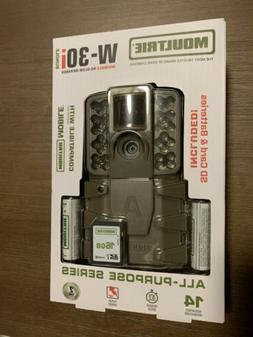 NEW Moultrie W-30i Invisible Infrared 14 MP Game Trail Camer