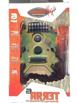 New Wildgame Innovations TERRA 6 Game & Trail Camera  6MP, D
