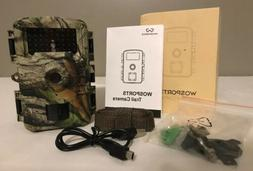 WOSPORTS Outdoor Trail Camera/Video 32GB,Waterproof, Multi V