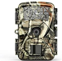 outdoor trail camera video 32gb waterproof multi