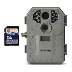 Stealth Cam P12 6MP Scouting Game Trail Camera with Video &