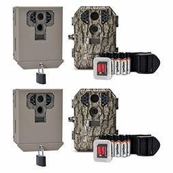 Stealth Cam P18CMO 7MP IR Game Trail Camera w/ SD Card  + Se
