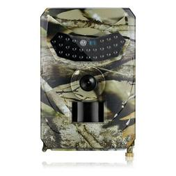 PR100 Hunting Camera Photo Trap 12MP Wildlife Trail Cameras