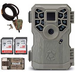 Stealth Cam PX14X P Series Game/Trail Camera  + Two 16GB Car