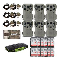 Stealth Cam PX14X P Series 10MP Game/Trail Camera  + 12 16GB