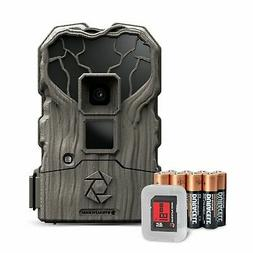 Stealth Cam QS18 18MP Trail Camera Combo with Batteries and