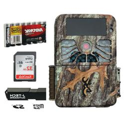 Browning Recon Force 4K Trail Game Camera Complete Plus Incl