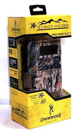 BROWNING Recon Force Trail Camera Outdoor Hunting Field Game