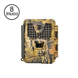 Covert Scouting Cameras Ice 8 MP 720P Infrared Game Hunting