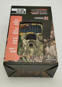 Covert Scouting Cameras MP16 Black 16MP Security Trail Game
