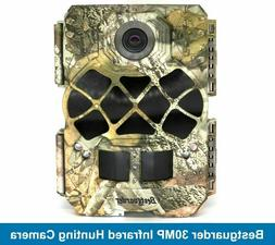 Scouting Hunting Camera Trail Wild Game Trap Cam 30MP 1920P