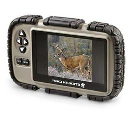 "Stealth Cam SD Card Reader and Viewer with 4.3"" LCD - STC-CR"
