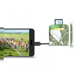 Bestok SD Memory Card Reader Trail Camera Viewer for Android