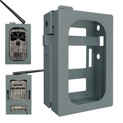 Boly Security Box Hunting Trail Camera Stainless Steel Enclo