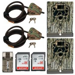 Browning Trail Cameras Security Box  + Python Cable Lock  +