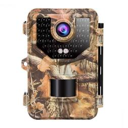 Sesern Trail Camera Wildlife Hunting 16MP 1080P, Game with G