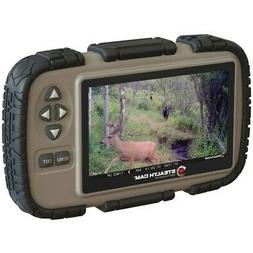 "Stealth Cam STC-CRV43 Handheld SD Card Viewer 4.3"" Video Pla"