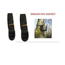 2 Pack Camera Straps for Trail Camera Moultrie Bushnell Brow