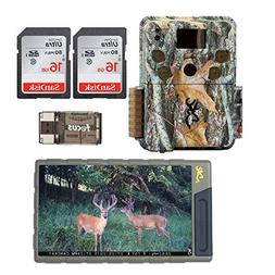 """Browning Strike Force PRO 18MP Trail Camera with Browning 7"""""""