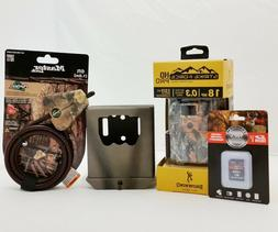 Browning Strike Force PRO Trail Camera | Bear Box | Python C