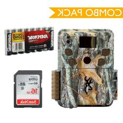 Browning STRIKE FORCE HD PRO Trail Game Camera COMPLETE Pack
