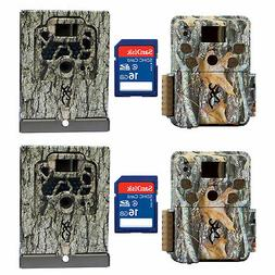 Browning Trail Cameras Strike Force Pro Game Camera, 2 Pack