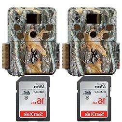 Browning Trail Cameras Strike Force Pro  with 16GB Memory Ca