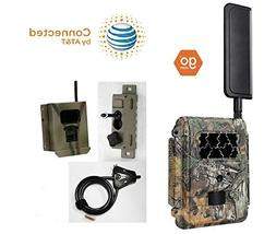 Spartan at&T 4G LTE GoCam Deluxe Package 720P Wireless Trail