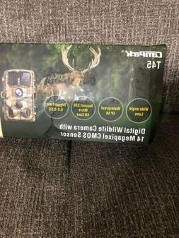 t45 trail game camera 14mp 1080p waterproof