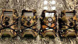 Terra 10 Trail Camera lot of 4