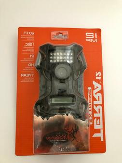 TERRA 12 EXTREME TRAIL CAMERA WILDGAME INOVATIONS 12MP, NWOT