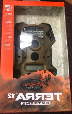 Wildgame Innovations Terra Extreme 12MP HD Hunting Trail Vid