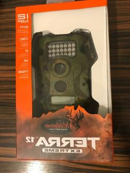 Wildgame Innovations Terra Extreme Trail Camera – 12MP WGI