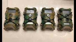 Terra Trail Camera lot of 4